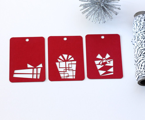 Retro Gifts gift tags