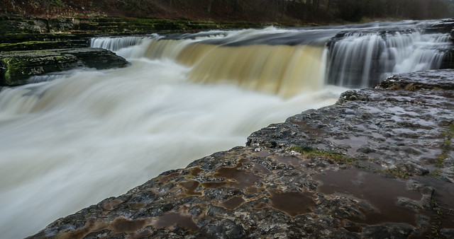 Aysgarth Falls - FlickR Explore 26.02.2014