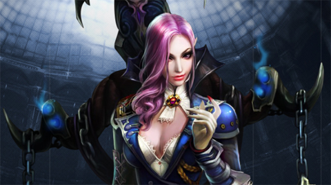Game Online Khác [HOT]Thần Ma Đại Lục - Game 3D phong cách thần thoại Châu Âu