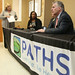 Governor McAuliffe Visits Paths Medical Center in Martinsville - March 18, 2014
