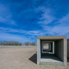Donald Judd Concrete Art Chinati Foundation