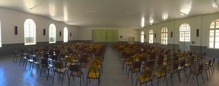 Instituto Missionário São Miguel - Borda do Campo - Salão de Eventos