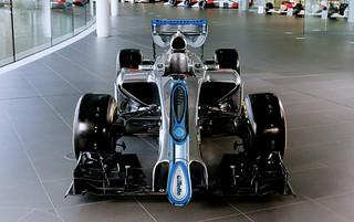 McLaren Fusion Proglide