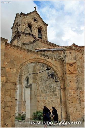 Iglesia de San Vicente Mártir, Frias