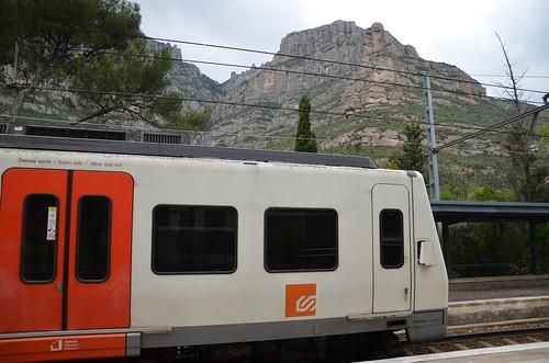 Estación de Aeri de Montserrat