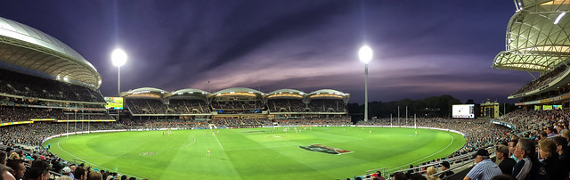 Adelaide Oval Pana