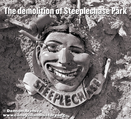 The Face of Steeplechase, Coney Island History Project