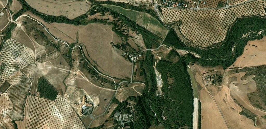 medina elvira, granada, golf en el pantano, pantano que no embalse, antes, urbanismo, planeamiento, urbano, desastre, urbanístico, construcción
