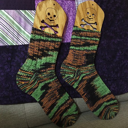 Witches Brew Socks