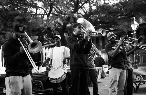 New Orleans Brass by Geoff Livingston