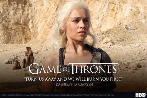 Cult Hit Game of Thrones Censored For Tunisian TV