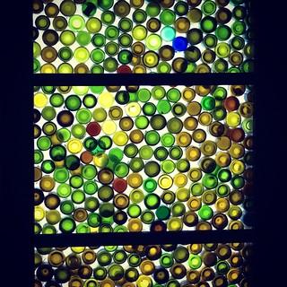 Bottle skylight