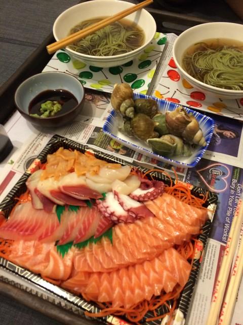 Okonomi Sashimi