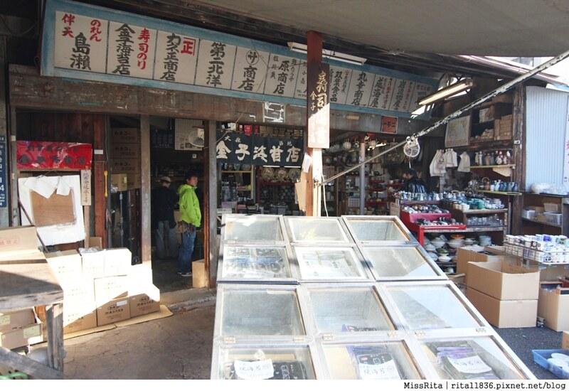 日本東京 築地市場 逛街 生魚片 丼飯 推薦美食29