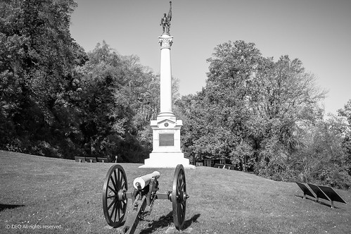 New York monument at Cravens House II