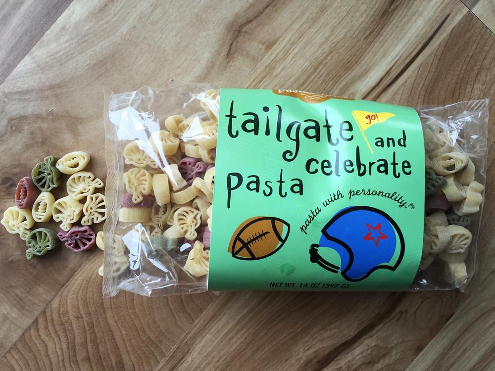 Tailgate and Celebrate Pasta