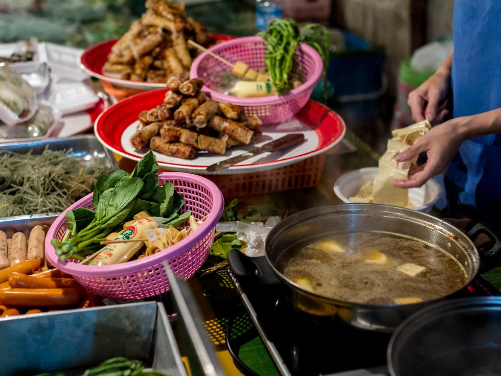 Laos – Luang Prabang Street Market