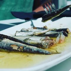 Veel vis in Spanje ❤️ #vakantie