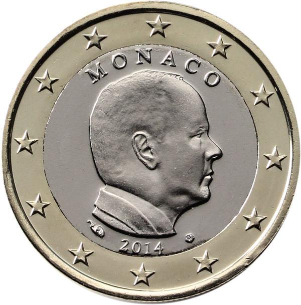 2 Euro Monako 2014