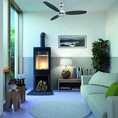 ventiladores de techo baratos