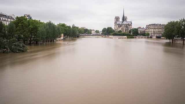 Paris - Crue de la Seine - 2016