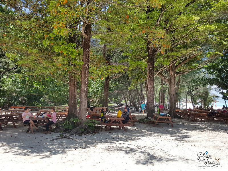 tachai island resting area