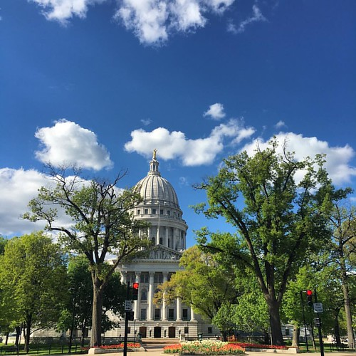 Madison, WI #madison #wisconsin