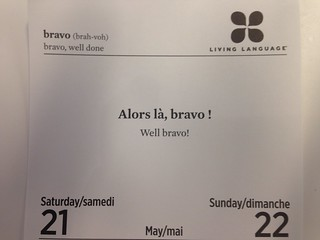 Living Language: Bravo
