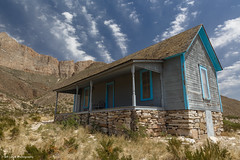 Williams Ranch - Guadalupe Mountains National Park, Texas