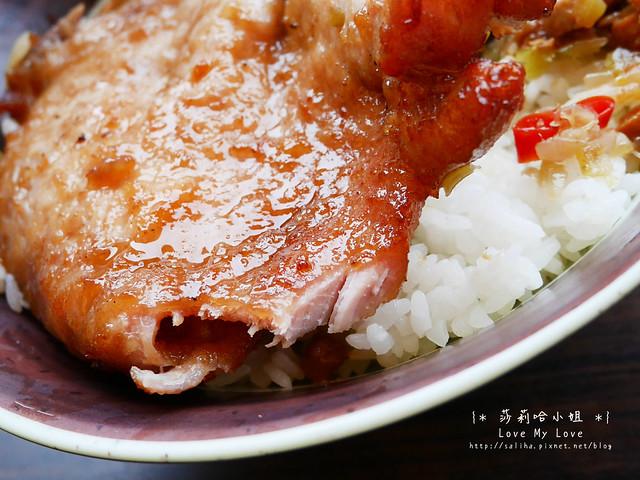 淡水捷運站附近餐廳美食黑殿排骨飯 (16)