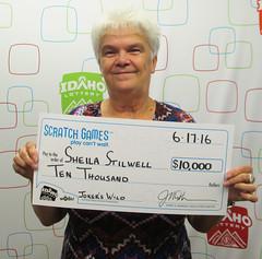 Sheila Stilwell - $10,000 Joker's Wild