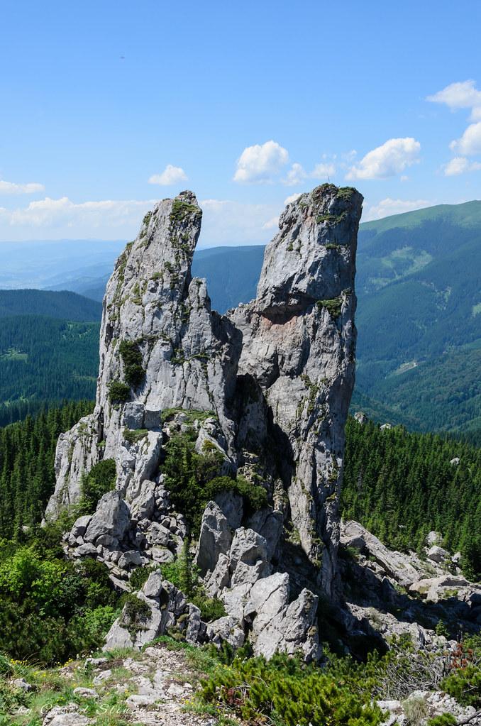 Lady's Sones, Rarau Mountain, Romania
