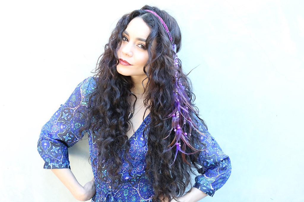 Ванесса Хадженс — Фотосессия для «Beauty Coach» 2016 – 9