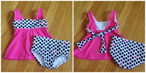 Sewing Swimsuits