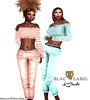 LaBonita Jeans & Blouse