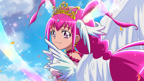 130508(3) - 星空みゆき / ウルトラキュアハッピー〔星空幸,Miyuki Hoshizora is Ultra Cure Happy〕