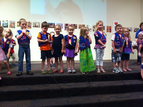 Awana Award Night
