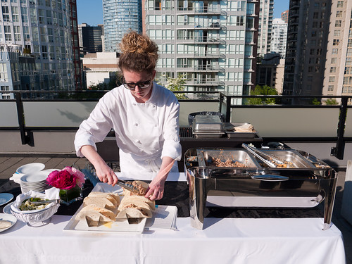 The Lazy Gourment Spring Menu Preview at Level Furnished Living