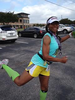 The Patriot Half Marathon