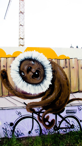 Roßplatz Street Art