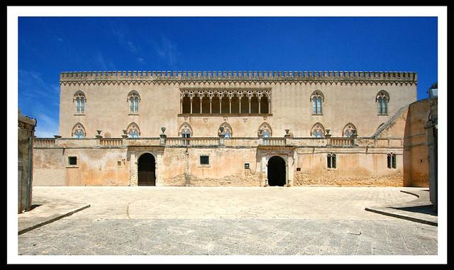 Castello di Donnafugata [XVIIe-XIXe]- Ragusa (Sicilia)