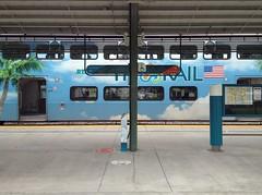 Mangonia Park Tri-Rail Station
