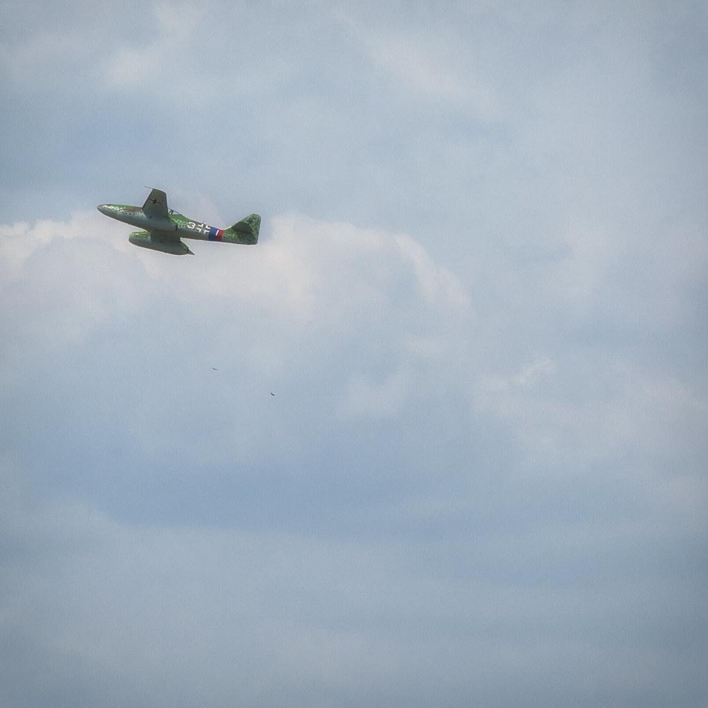 Hamilton Airshow ME262