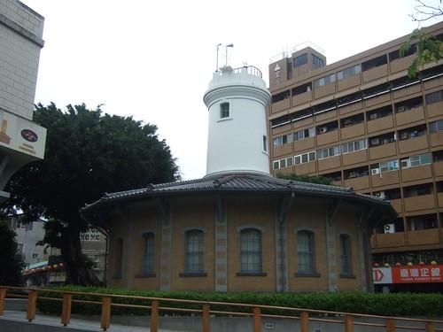 原臺南測候所
