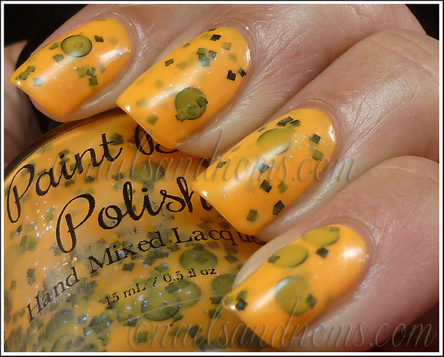 Paint Box Polish - Sweat It Off 3