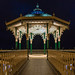 Brighton Bandstand by Night