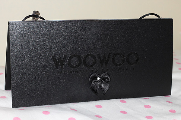 WooWoo Personalised Nail Wraps