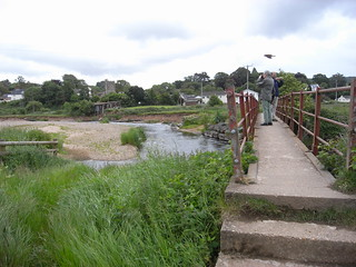 Harpford bridge (over the Otter)