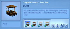 Liquid Pool Bar