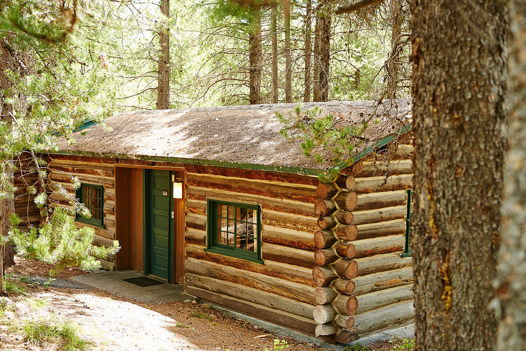 Tales from the tetons stories from grand teton lodge company for Teton cabin rentals